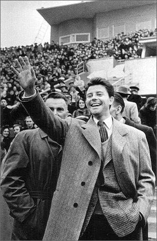 1955 г ссср франция 2 2 второй гол в